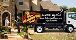 Dallas junk guys mobile service