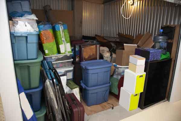 Storage Unit Cleanout Service